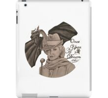 Once Upon A Time - Maleficent iPad Case/Skin