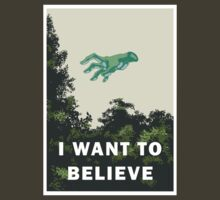 I Want To Believe by Heaven7-Eleven