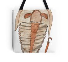 Trilly the trilobite Tote Bag