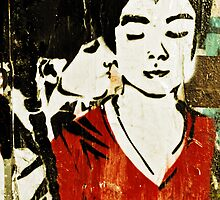 Stencil Love by Sid Paleri