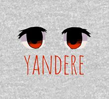 Yandere Womens Fitted T-Shirt