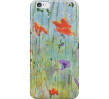 Spring Field. iPhone Case/Skin