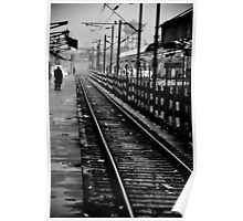 life on the tracks Poster