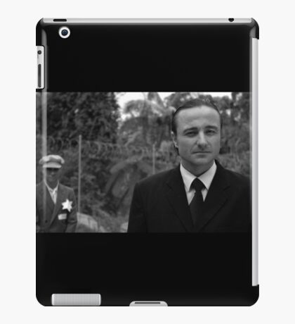 Concentration Camp iPad Case/Skin