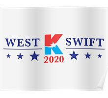 Kanye West for President Poster