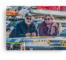 Bash 2015 Two and a half men Canvas Print