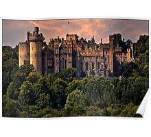 Arundel Castle, West Sussex, UK Poster