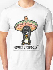 Grumpy Penguin Paco Unisex T-Shirt