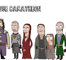 Game of Burgers - House Baratheon by acohen110
