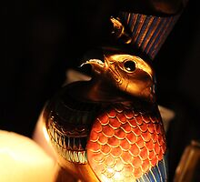 Horus by candle by dmwarnman