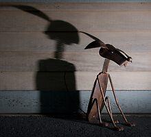 Robo Flashy Dog by Daniel Pertovt