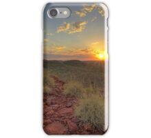 Setting Soon iPhone Case/Skin
