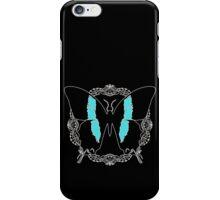 Papilio mangoura Inspired iPhone Case/Skin