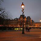 Winter night by Fran0723