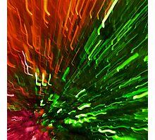 Explosion Photographic Print