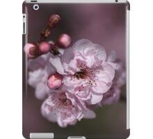 Delightful Pink Prunus iPad Case/Skin