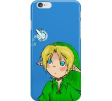 Smol Link, Hero of Time iPhone Case/Skin