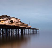Colwyn Bay Pier by igotmeacanon