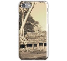 Preah Pallilay iPhone Case/Skin