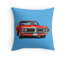 GTO Red Throw Pillow