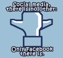 Only One Social Media by ezcreative
