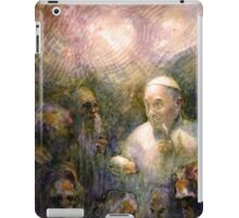 Caring for the Poor and Needy iPad Case/Skin