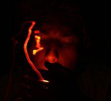 Lighting Up by macaus18