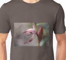 Pyrorchis nigricans Macro Unisex T-Shirt
