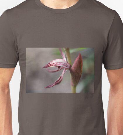 Pyrorchis nigricans Macro Unisex T-Shirt
