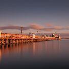 Cunningham Pier, Geelong - Australia by peterperfect