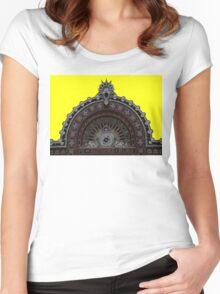 Estación de Santander Women's Fitted Scoop T-Shirt