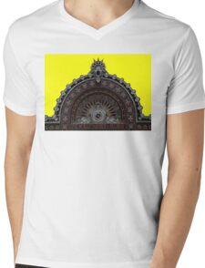 Estación de Santander Mens V-Neck T-Shirt