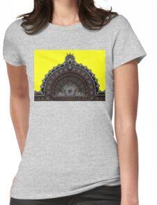 Estación de Santander Womens Fitted T-Shirt