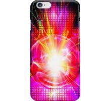 abstract digital art design  iPhone Case/Skin