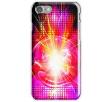 abstract digital art design  iPhone Case/Skin