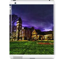 Clemson University Tillman Hall iPad Case/Skin