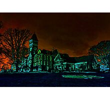 Clemson Tigers Tillman Hall Photographic Print