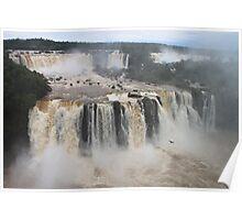 Iguazu Falls Poster