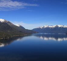 Beautiful Barilochie by KeithTayler