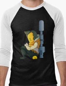 SAW from Vainglory Men's Baseball ¾ T-Shirt