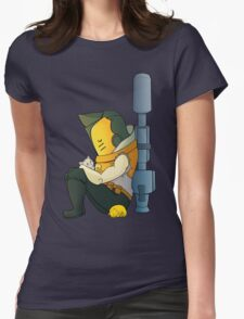 SAW from Vainglory Womens Fitted T-Shirt
