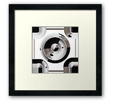 Arte Deco X Framed Print