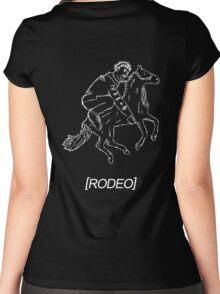 Travis Scott - Rodeo Women's Fitted Scoop T-Shirt