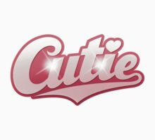Cutie - sticker by GerbArt