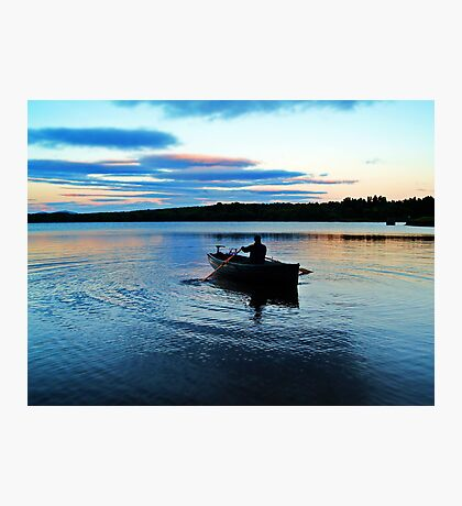 Summer Time Fishing. Photographic Print