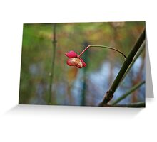 Standing strong Greeting Card