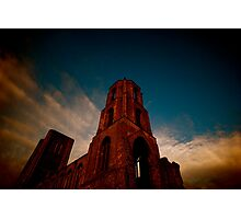 WIde Angle Religion Photographic Print