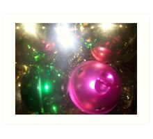 Jingle Bells Art Print