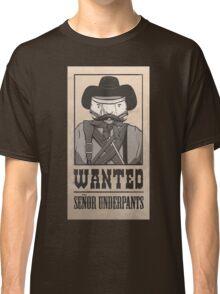 Señor Underpants Classic T-Shirt