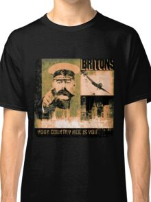 Your Country Needs You Classic T-Shirt